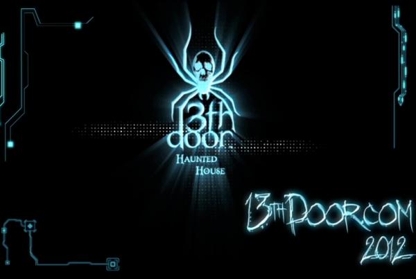 13th door for 13 door haunted house